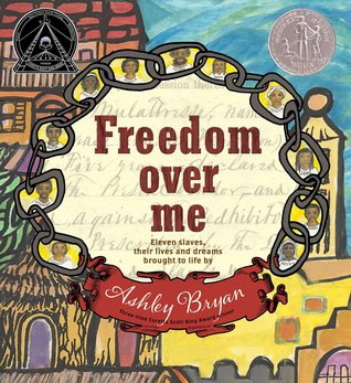 Freedom over me cover art
