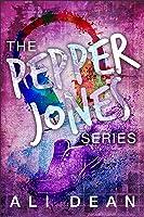 The Pepper Jones series
