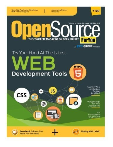Open Source For You May 2017