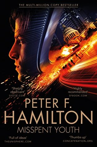 Misspent Youth by Peter F. Hamilton