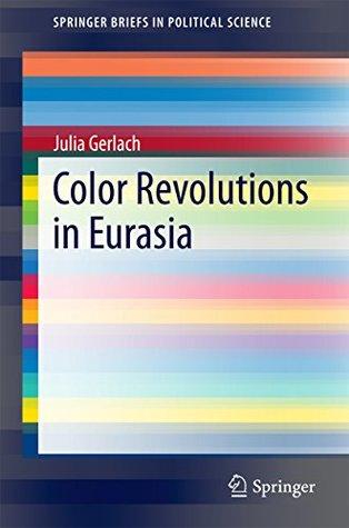 Color Revolutions in Eurasia (SpringerBriefs in Political Science)