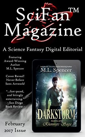 SciFan Magazine February 2017 by R.M. Mulder