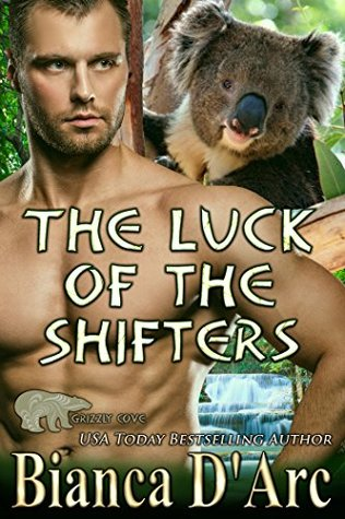 The Luck of the Shifters (Tales of the Were: Grizzly Cove #8)
