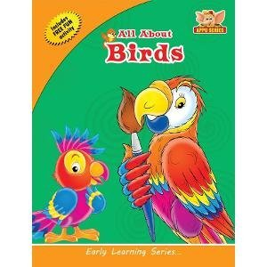 All About Birds 1st Ed Media Fusion India Pvt Ltd