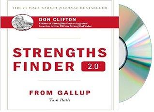 StrengthsFinder 2.0 Audiobook (Strenghths Finder Unabridged Audio CD by Tom Rath)[StrengthsFinder Audiobook]