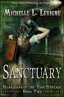 Sanctuary (Guardians of the Time Stream #2)