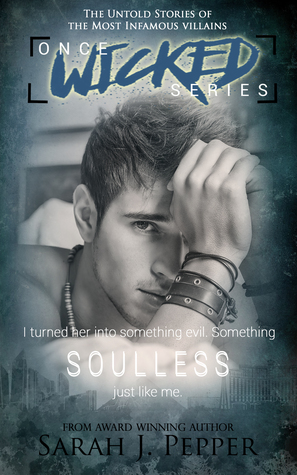Windows of the Soulless (Soulless Series Book 1)