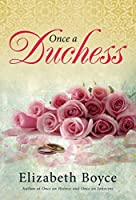 Once a Duchess (Crimson Romance)