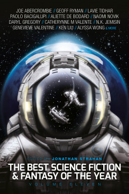 The Best Science Fiction and Fantasy of the Year: Volume Eleven