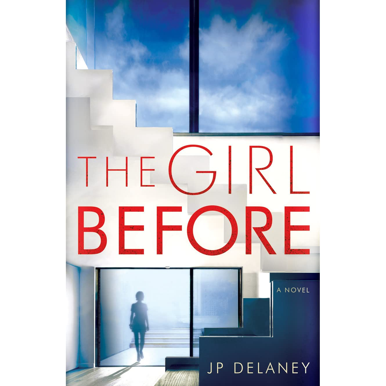 The girl before by jp delaney ccuart Choice Image