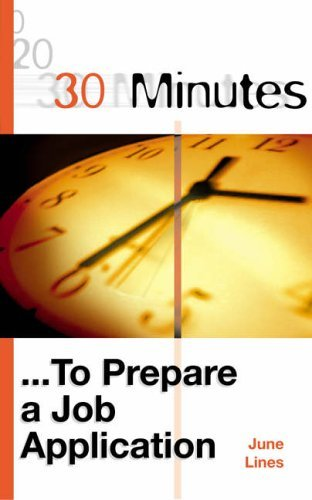 30-Minutes-to-Prepare-a-Job-Application