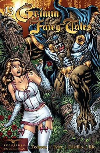 Grimm Fairy Tales #13 (Grimm Fairy Tales  by  Ralph Tedesco