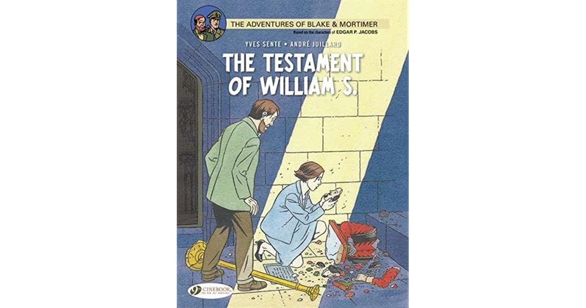 Rainer Lakmann's review of The Testament of William S.