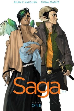 Saga, Vol. 1 (Saga (Collected Editions), #1)