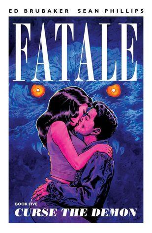 Curse the Demon (Fatale, #5) ebook review