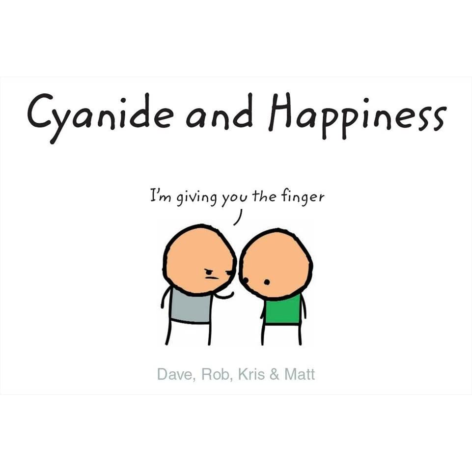 cyanide and happiness hook up are we dating or just friends with benefits