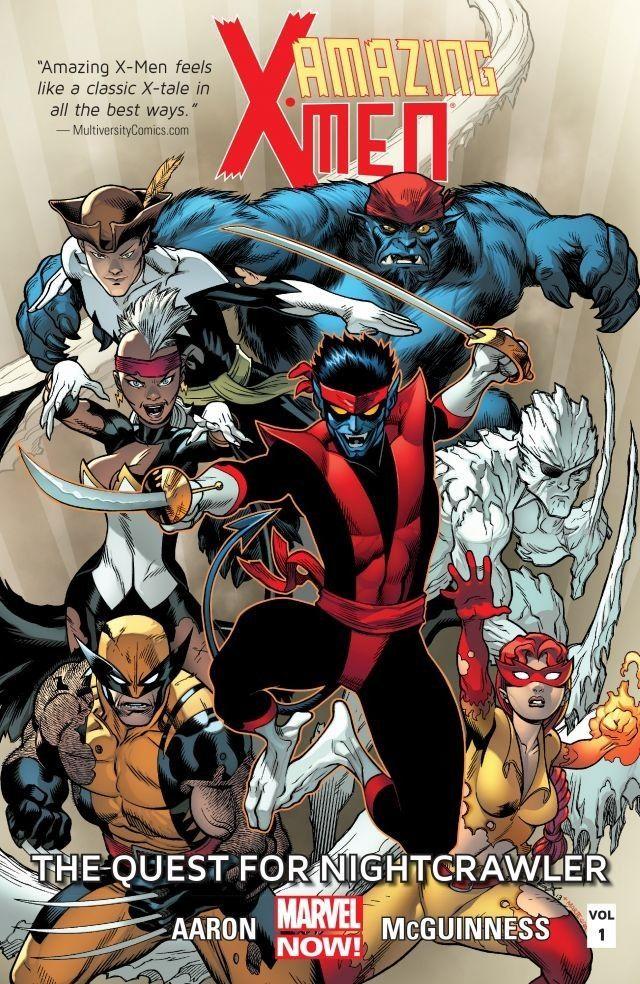 Amazing X-Men, Volume 1: The Quest for Nightcrawler