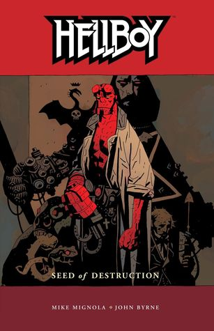 HELLBOY SEED OF DESTRUCTION #1 25th Anniversary Edition 2019, Dark Horse NM