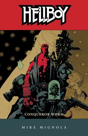 book cover for Hellboy volume 5