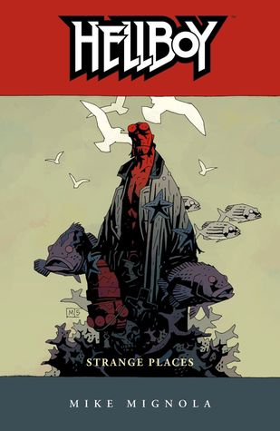 book cover for Hellboy volume 6