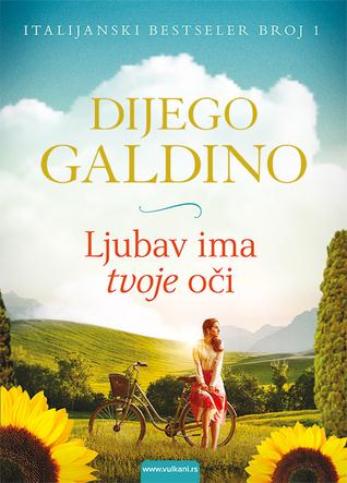 Ljubav ima tvoje oči by Diego Galdino