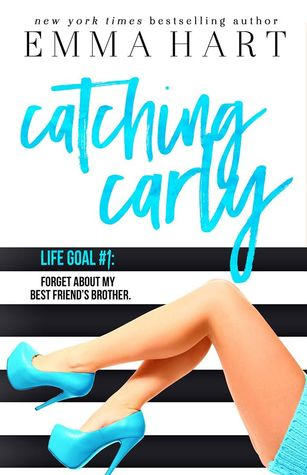 Catching Carly (Barley Cross, #2)