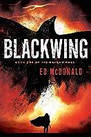 Blackwing (Raven's Mark, #1)