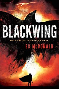 Blackwing (Raven's Mark, #1)