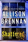 Book cover for Shattered (Max Revere, #4)