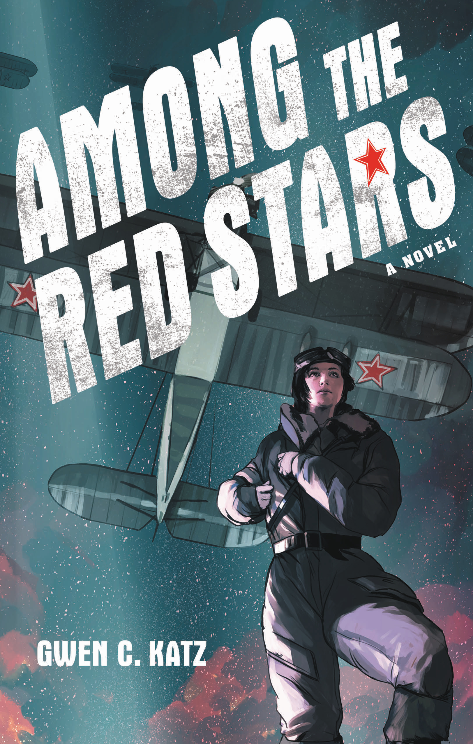Among the Red Stars by Gwen C  Katz