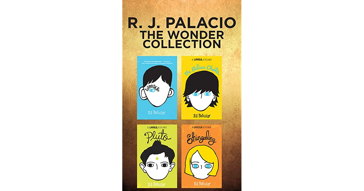 learning to be accepting in wonder a book by racquel palacio Julian was the bully in rj palacio's woner but was it justified you'll have to read his chapter to find out a catholic book review for parents julian was a bully to auggie in the book wonder, by rj palacio apparently, he wanted to tell his side of the story review as always, i'm late to the party.