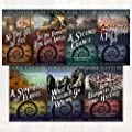 Chronicles of St. Mary's Series Jodi Taylor Collection 7 Books Bundle (No Time Like the Past, Just One Damned Thing After Another, A Second Chance, A Trail Through Time, A Symphony of Echoes..