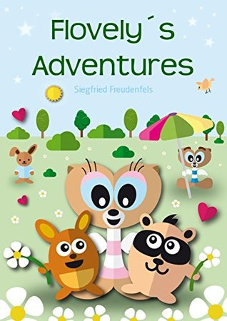 Flovely's Adventures: Free children's books