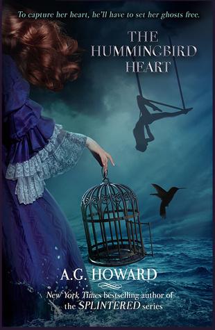 The Hummingbird Heart (Haunted Hearts Legacy, #2)