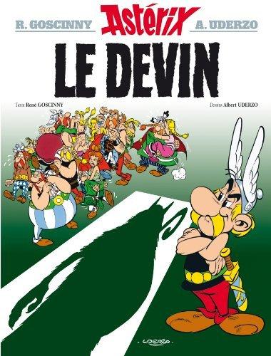 Astérix - Le Devin - nº19 René Goscinny