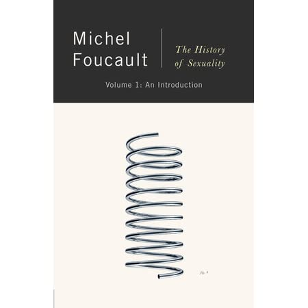 Foucault history of sexuality volume 1 notes