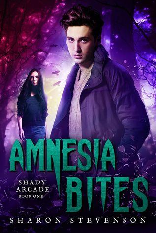 Amnesia Bites (Shady Arcade, #1)