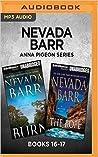 Nevada Barr Anna Pigeon Series: Books 16-17: Burn  The Rope