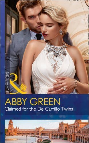 Claimed for the De Carrillo Twins Abby Green