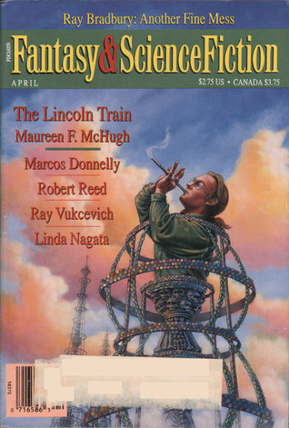 The Magazine of Fantasy & Science Fiction, April 1995