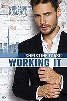 Working It (Ringside Romance, #1)