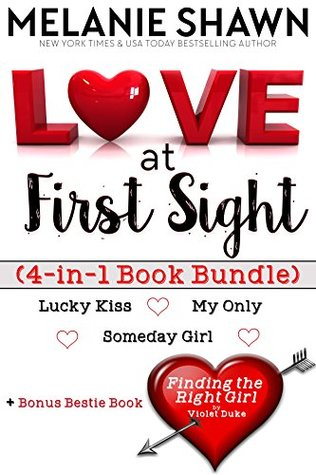Love at First Sight: 4-in-1 Book Bundle