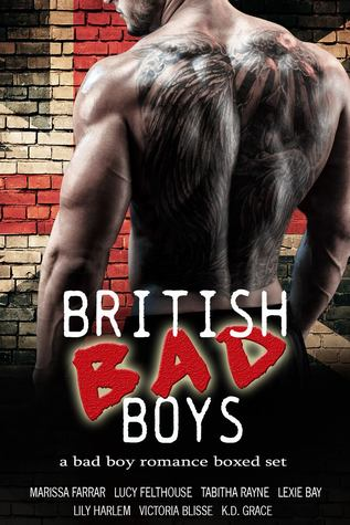 British Bad Boys: A Bad Boy Romance Boxed Set