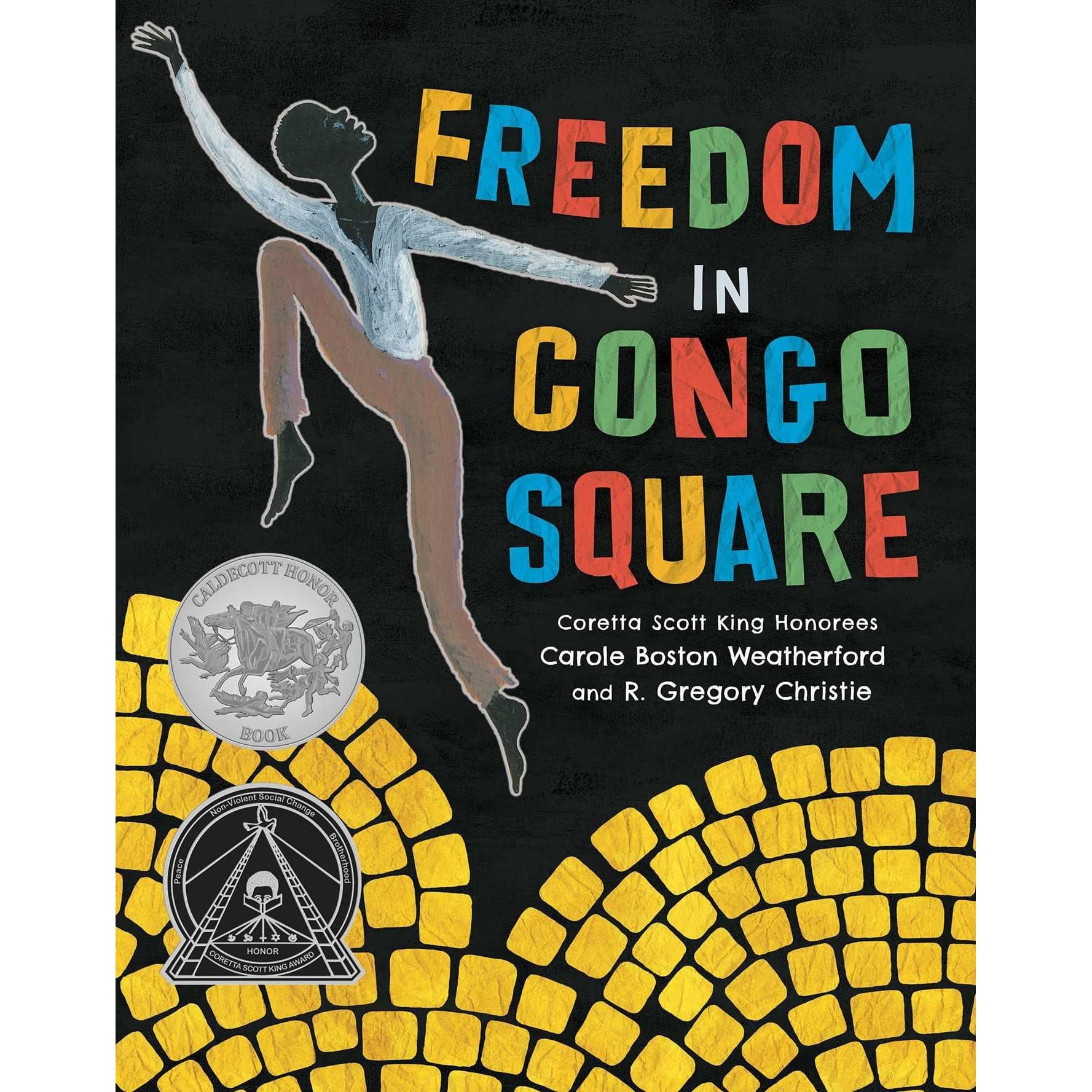 Freedom In Congo Square By Carole Boston Weatherford €� Reviews, Discussion,  Bookclubs, Lists