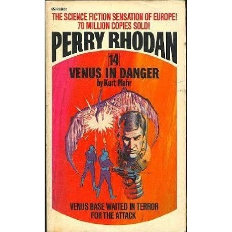Venus In Danger Perry Rhodan 14 By Kurt Mahr
