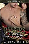 Download ebook Ranger's Destiny (Army Ranger #1) by Tracey Cramer-Kelly