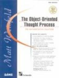 The Object -Oriented Thought Process