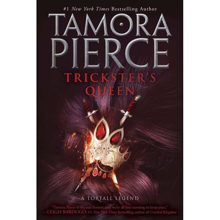 Trickster's Queen (Daughter of the Lioness, #2) by Tamora Pierce