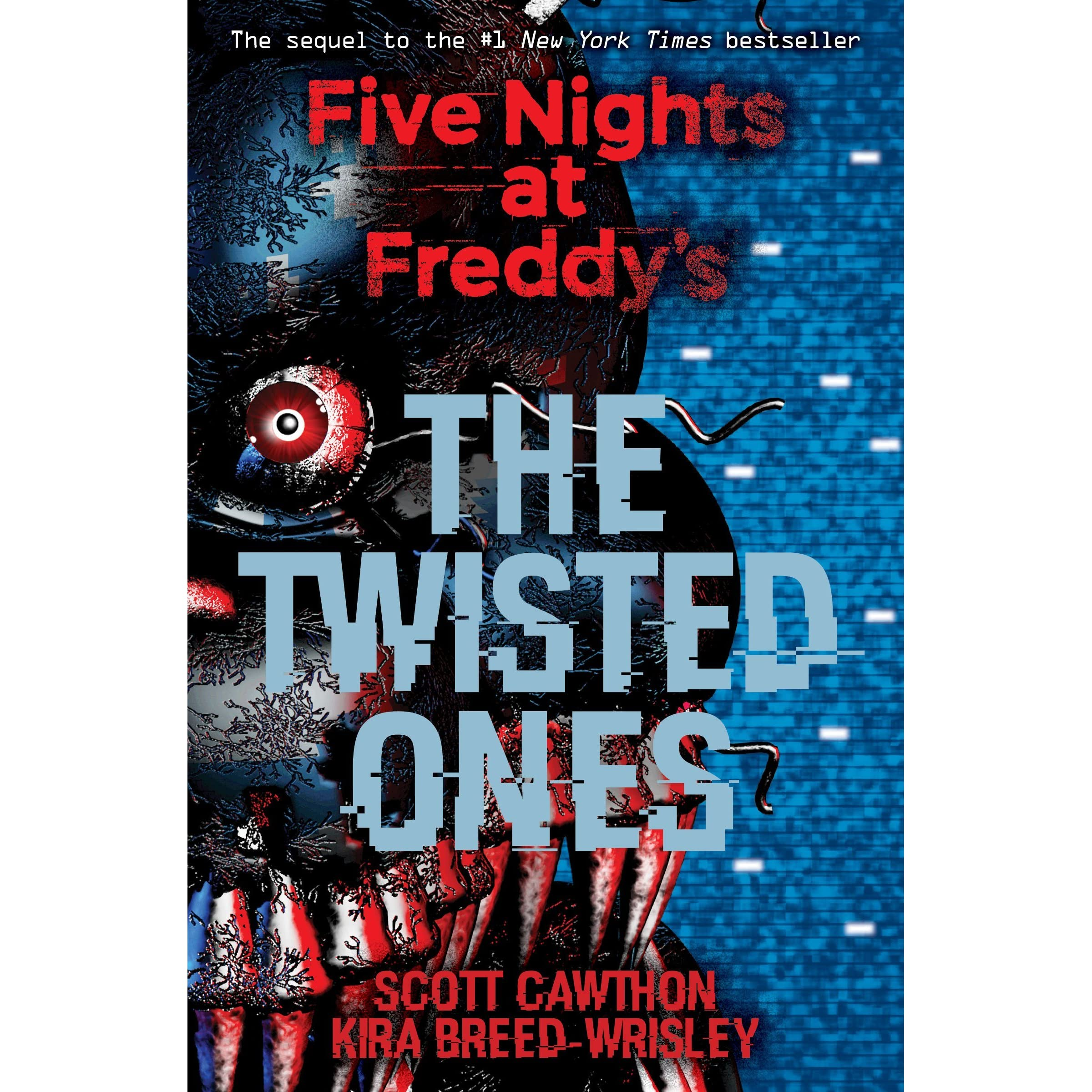 The Twisted Ones (Five Nights at Freddy's, #2) by Scott Cawthon