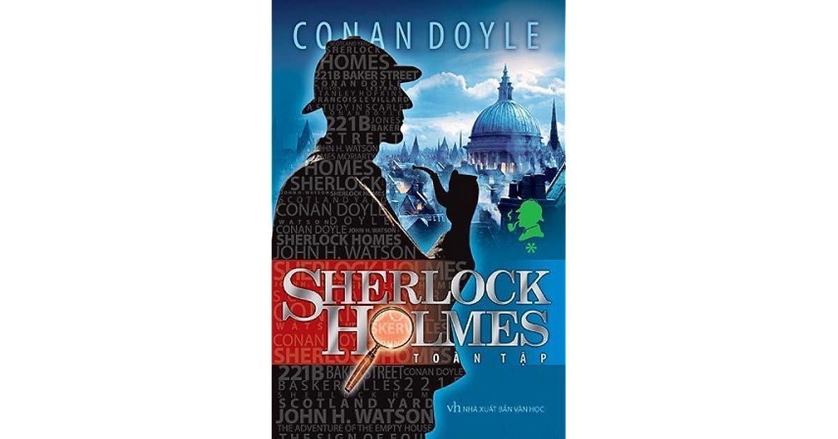 Ebook Sherlock Holmes Toan T?p